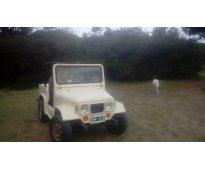 Vendo mini jeep
