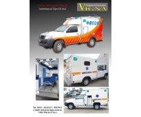 Vigna - fabrica de ambulancias