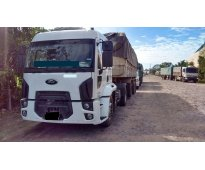 Excepcional camion ford 1723/2016 c/ kit hidraulico