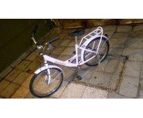 Bicicleta dama rodado 16