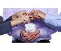 ¿necesitas inversores?
