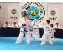 Taekwondo kids itf villa urquiza niños y niñas de 4 a 8 años nahuel huapi 5891