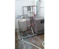 Pasteurizadora de leche 1200 litros hora - oportunidad