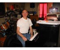 Clases de piano y teclados para la tercera edad caballito