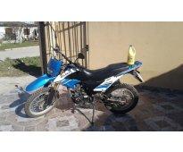 Vendo moto nueva gilera smx 200 enduro