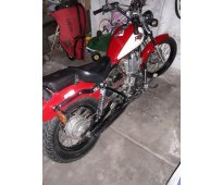 Vendo honda rebel 250