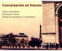 ¡no pierdas tu francés! clases de conversación en francés