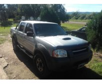 Nissan frontier d/c 4x4 2008 impecable recibo menor valor