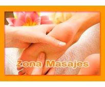 Masajista terapeutica en agronomia masajes antiestres