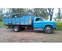 Vendo camion dodge 500