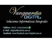 Servicio técnico reparación pc y notebook vanguardia digital