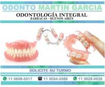 Prótesis dentales estéticas, flexibles, rep. en el acto !!!