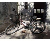 Bicicleta nueva, vendo.