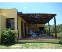 Alquiler casa en tala huasi (sierras de cordoba)