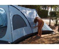 Camping nudista y swinger palos verdes