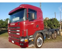 Scania 420 imperdible