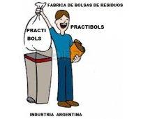 Fabrica de bolsas de polietileno.