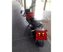 Vendo moto rouser ns 200 2017