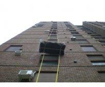 Mudanzas servicio completo - ascensos con sogas de muebles - 20 pisos - traslado
