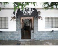 Hotel fenix hospedaje para pasajeros en moron