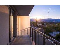 Fernandez poeppel vende departamento 1d 1b a estrenar edificio categoria centro