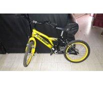 Bicicleta rodado 16,niño