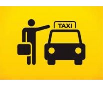 Vendo licencia de taxi y vehículo