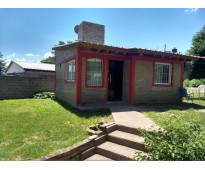 Alquilo casa tipo cabaña 4/5 personas
