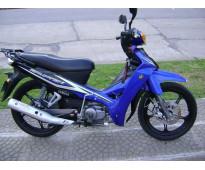 Yamaha crypton muy cuidada !!!