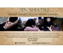 Zen shiatsu - masaje terapéutico de origen japonés