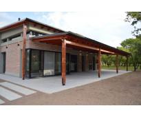 Ferroni inmobiliaria-03414934041-casa nueva barrio cerrado