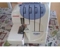 Maquina de coser overlock