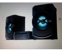 Sony sistema de audio