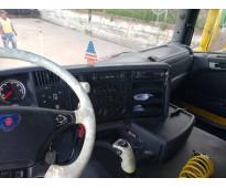 Excepcional scania 420/10 -otro 2011- tractores