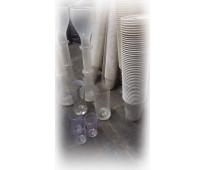 Vendo variedad de vasos a mitad de precio