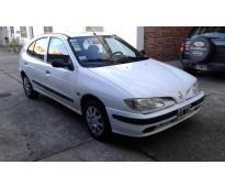 Renault megane 1.6 rt 5ptas full año 1997