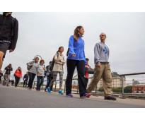 Caminatas vida sana los domingos 11 hs palermo