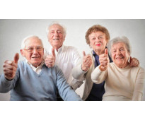 Cuidadora domicililiaria del adulto mayor