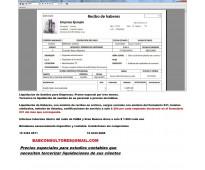 Liquidacion de sueldos para empesas