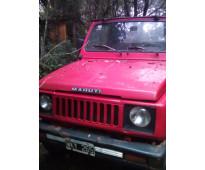 Jeep 4 x4 suzuki marutti gipsy