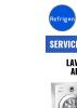 Servicio técnico de lavarropas  - heladeras - aires