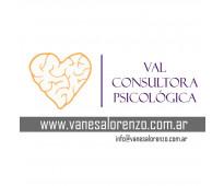 Consultora psicológica