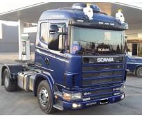 Scania 420/07 excepcional estado u$58.000