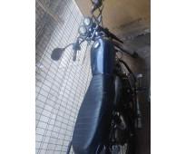 Vendo moto zanella sapucai 150cc