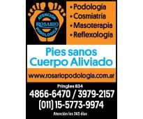 Podologia en almagro argentina
