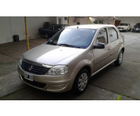 Renault logan 1.6 8v pack plus año 2013