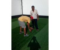 Reparacion de canchas deportivas sintéticas y de cemento