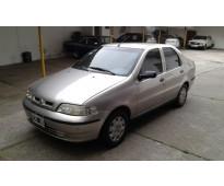 Fiat siena ex fire 1.3 16v full con gnc año 2002