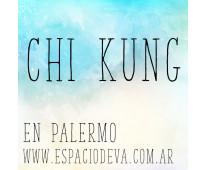 Clases de chi kung en palermo