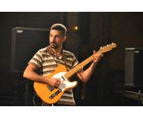 Clases de guitarra y bajo en san telmo